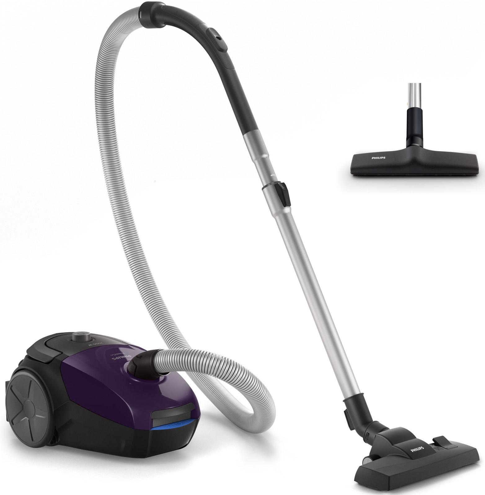 все цены на Philips FC8295/01 PowerGo, Purple пылесос онлайн