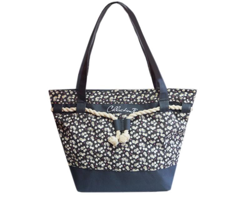 Пляжная сумка Пляжная П-02, серый