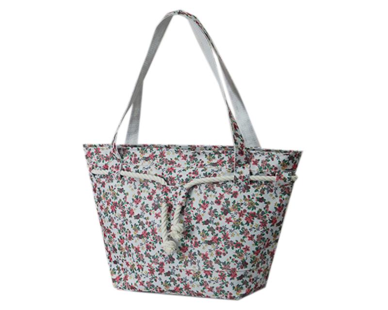 Пляжная сумка Пляжная П-02, белый