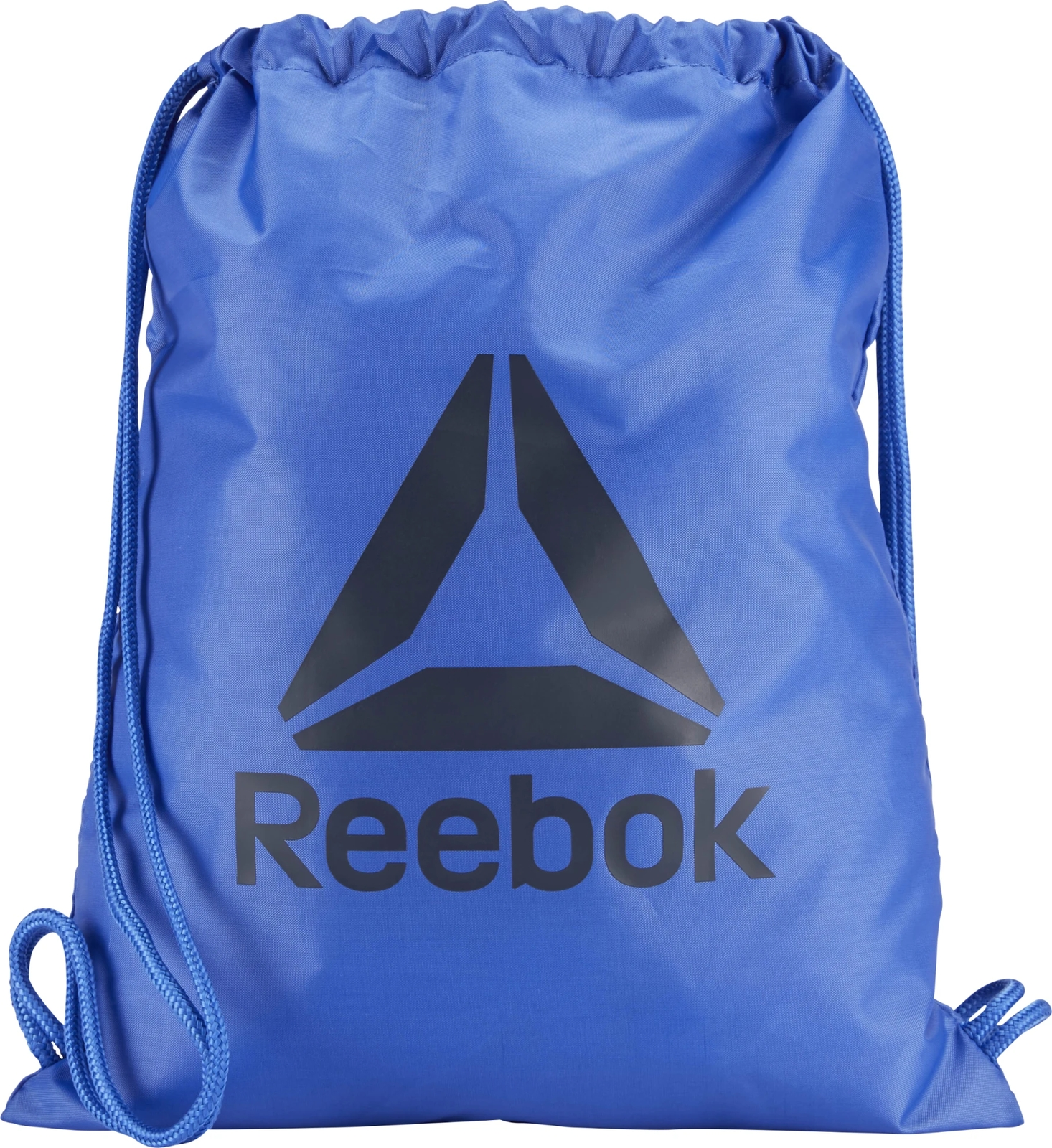 Рюкзак Reebok Act Fon Gymsack, DU2975, ярко-синий рюкзак мешок nike fb gymsack 3 0 ba5094 435