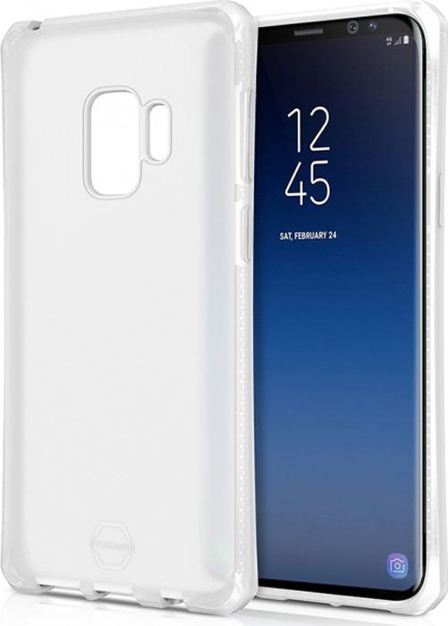 Чехол-накладка Itskins Spectrum Frost для Samsung Galaxy S9, прозрачный