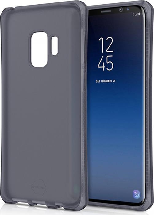 Чехол-накладка Itskins Spectrum Frost для Samsung Galaxy S9, черный
