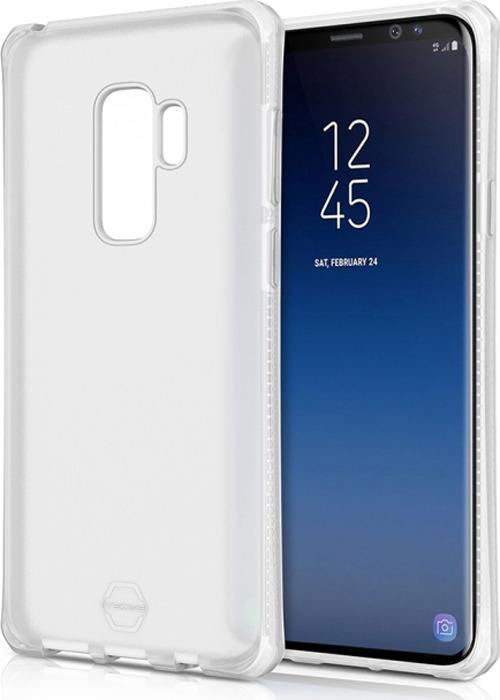 Чехол-накладка Itskins Spectrum Frost для Samsung Galaxy S9+, прозрачный