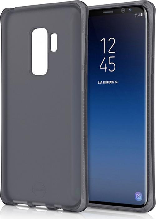 Чехол-накладка Itskins Spectrum Frost для Samsung Galaxy S9+, черный