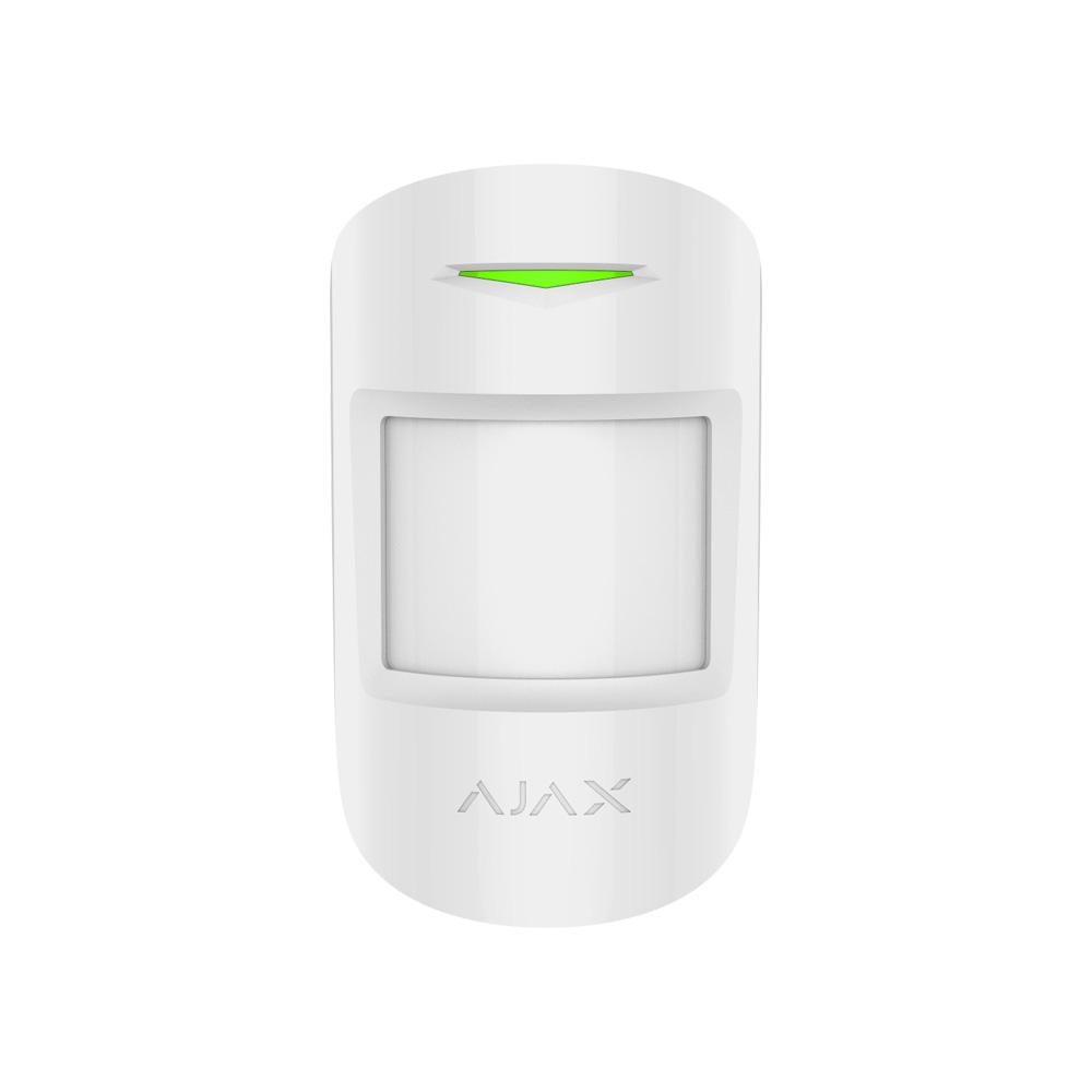 Датчик Ajax MotionProtect Plus, белый
