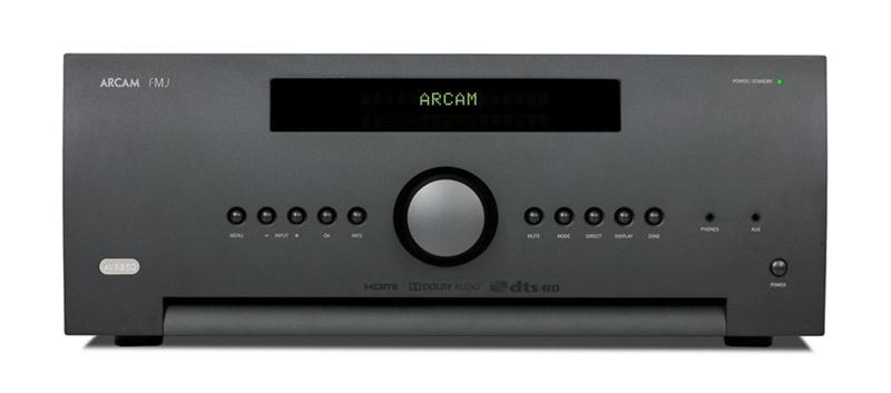 AV-ресивер Arcam FMJ AVR850 black цены