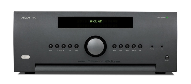 AV-ресивер Arcam FMJ AVR850 black Arcam