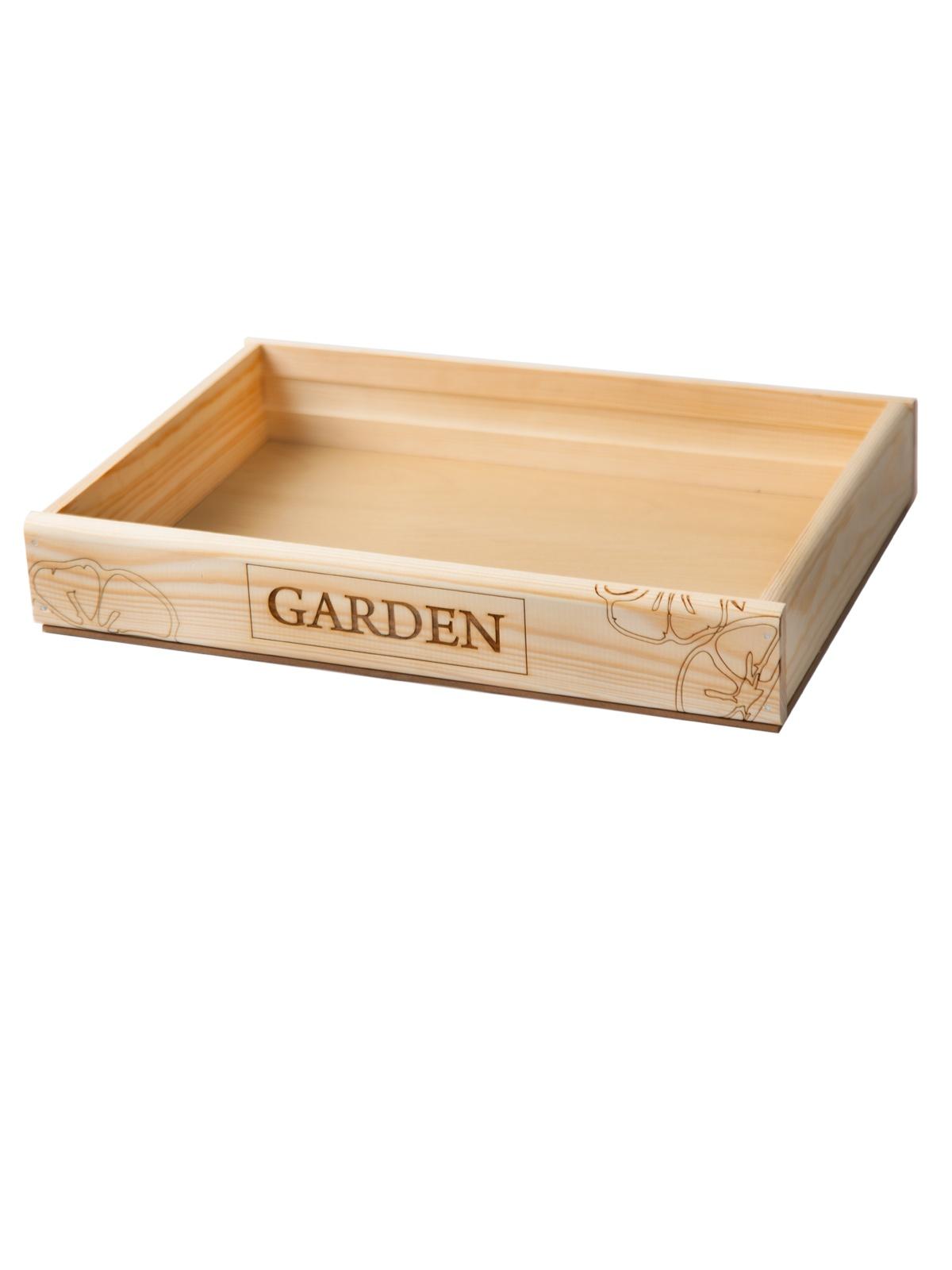 Органайзер для мелочей и косметики Простые Предметы BOX04, бежевый green garden кашпо teak s