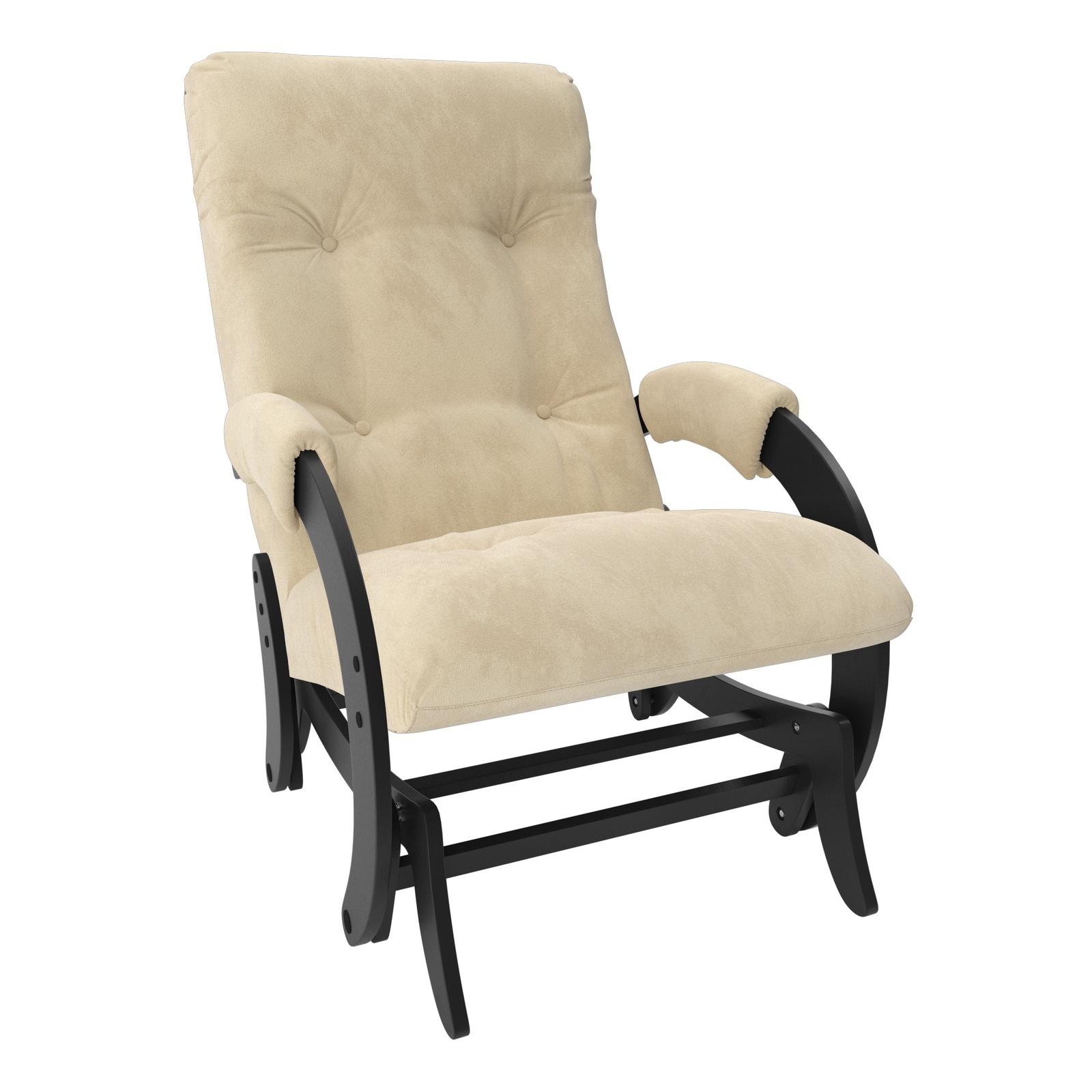 Кресло-качалка Комфорт model-68, бежевый