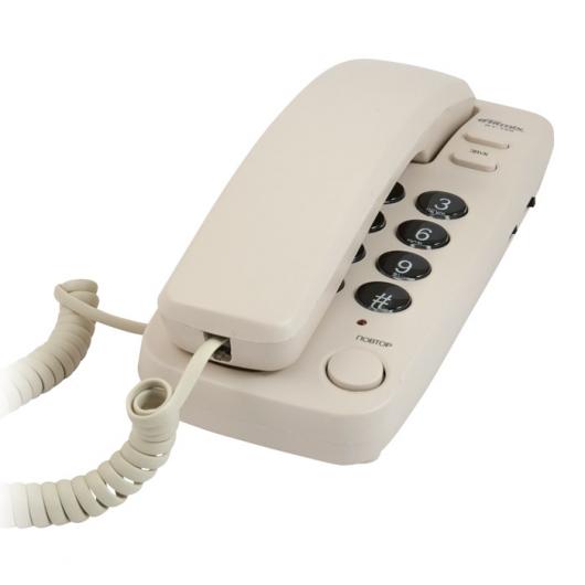 Телефон RITMIX RT-100 ivory, слоновая кость Ritmix