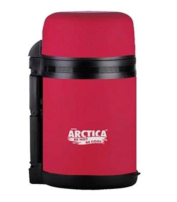 Термос Арктика 203-800 красный, красный