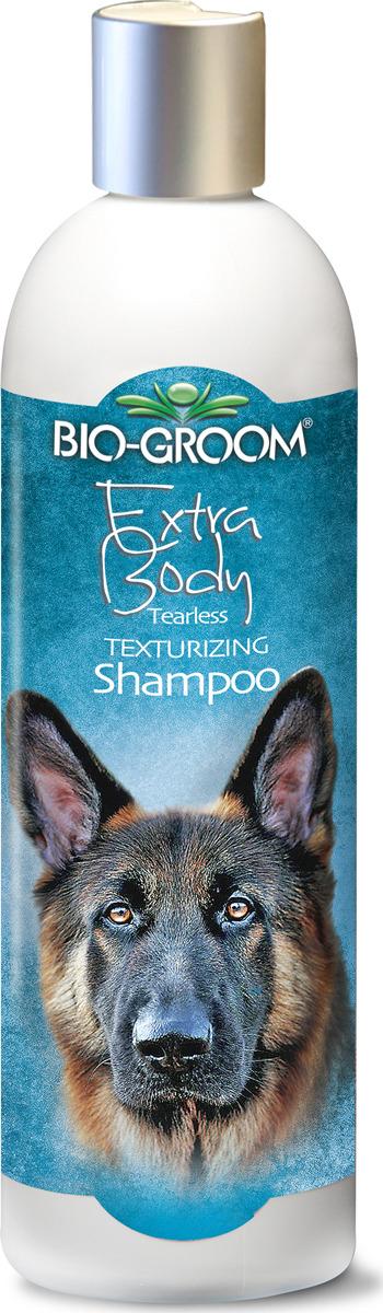 """Шампунь для кошек и собак Bio-Groom """"Extra Body"""", текстурирующий, 355 мл"""