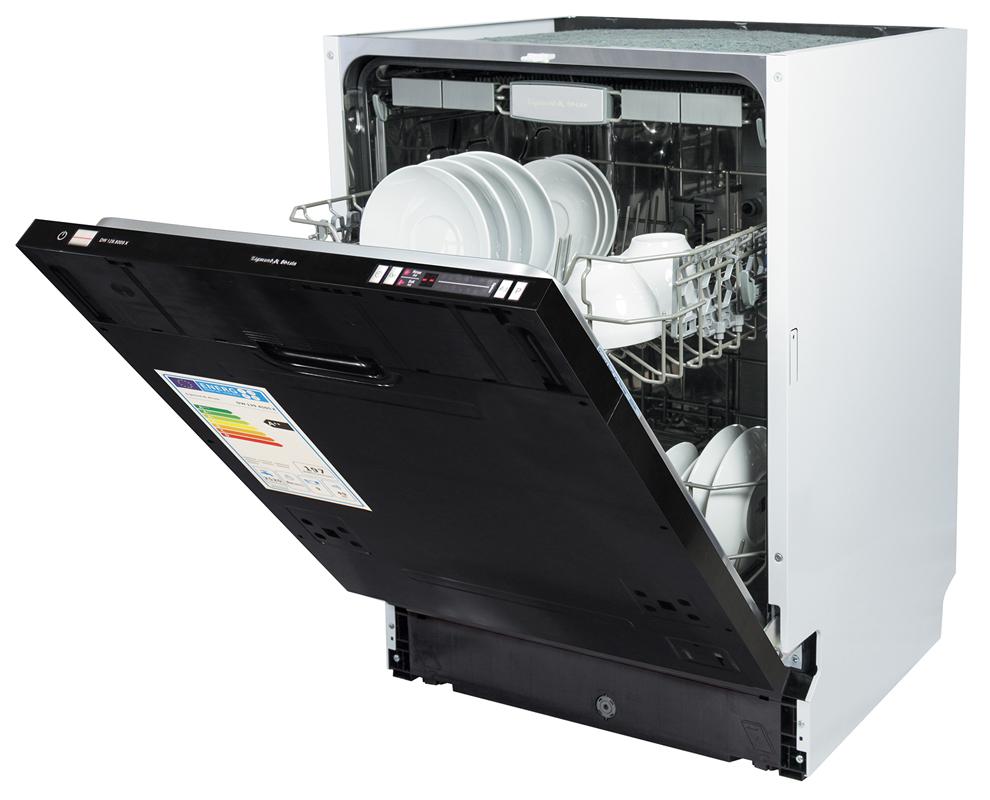 Посудомоечная машина Zigmund & Shtain DW 129.6009 X, серебристый