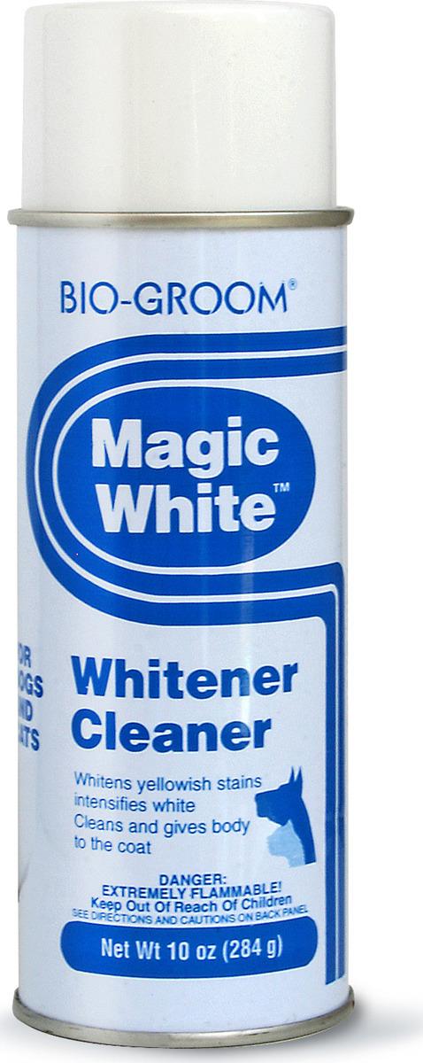 Выставочный спреймелок BioGroom Magic White цвет  белый 284 г