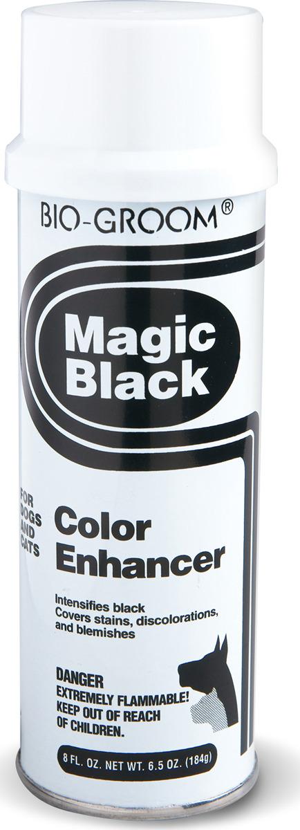 Спреймелок выставочный BioGroom Magic Black цвет  черный 184 г