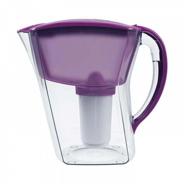 цена на Фильтр-кувшин Аквафор Аквамарин цикламен, фиолетовый