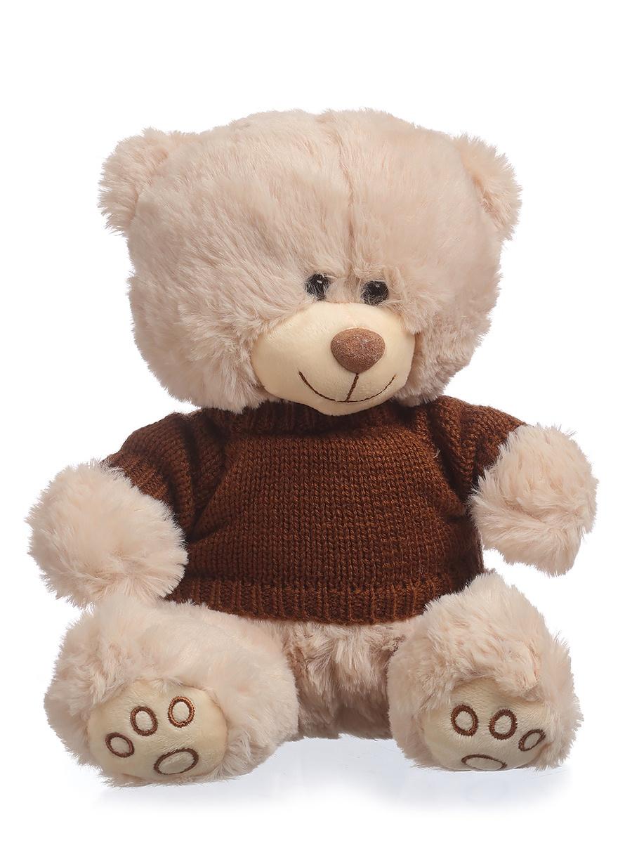 Мягкая игрушка TOY and JOY Медведь в свитере 6-0127-25 цена