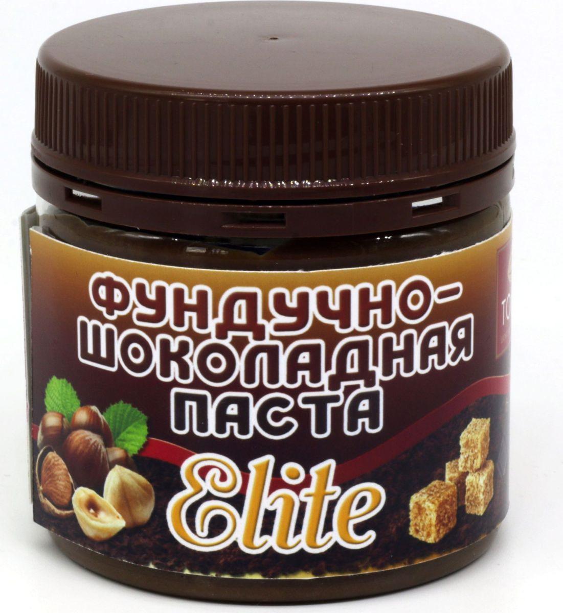 Фундучно-шоколадная паста Томер Elite, 150 г