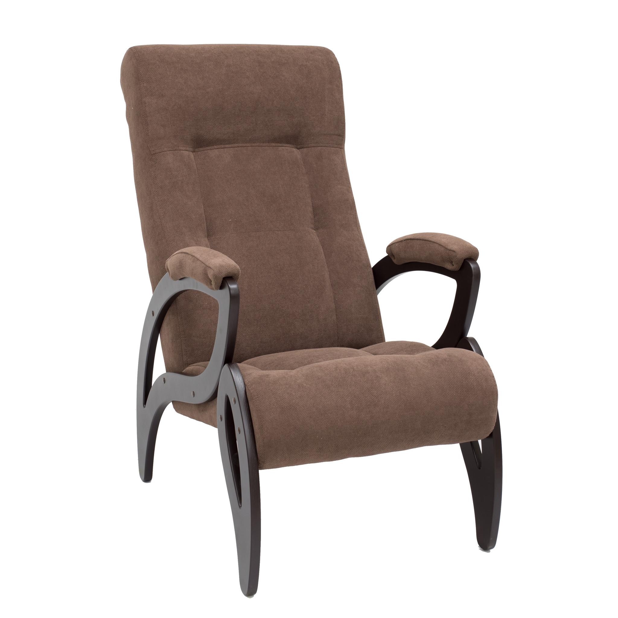 Кресло Комфорт model-51, коричневый