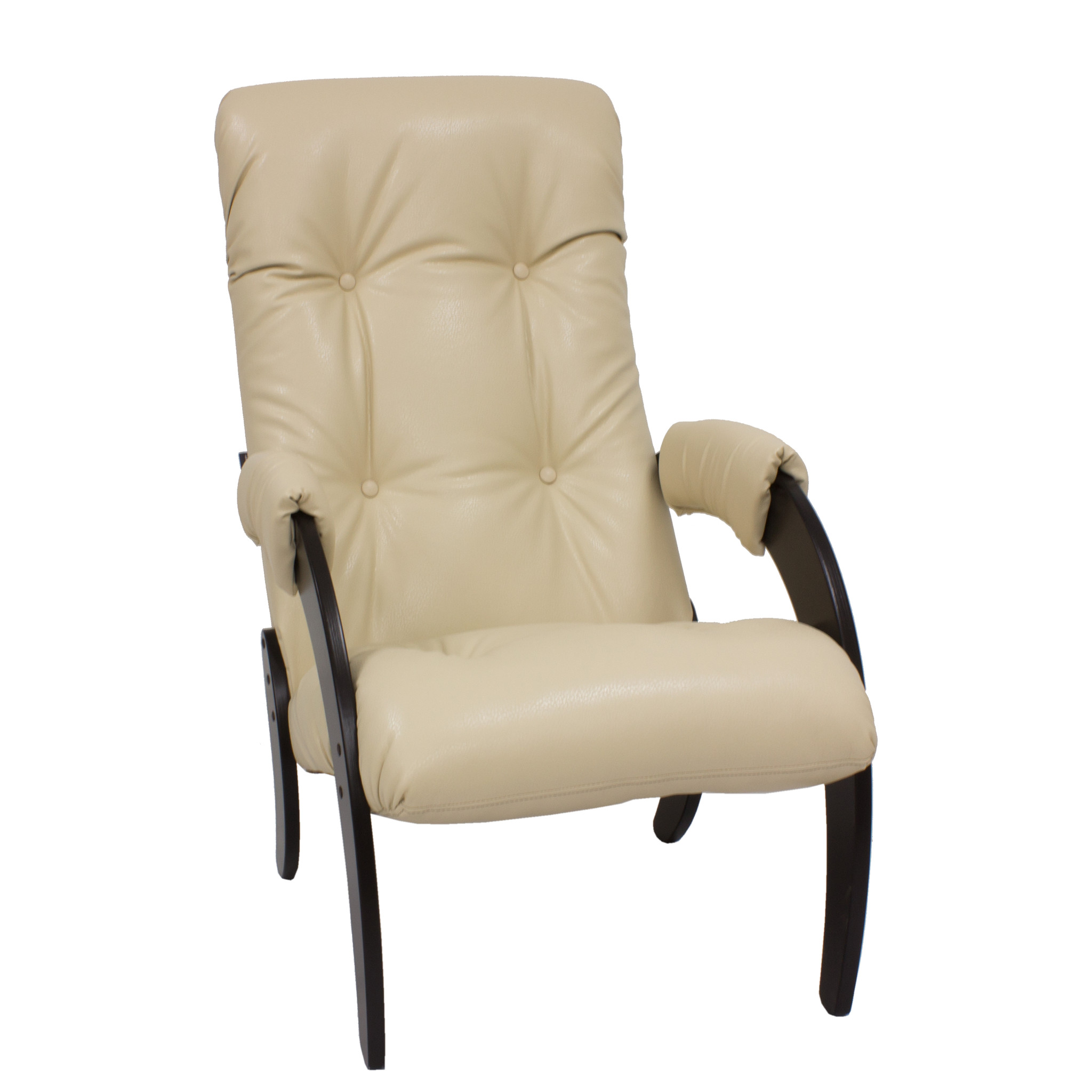 Кресло Комфорт model-61, бежевый