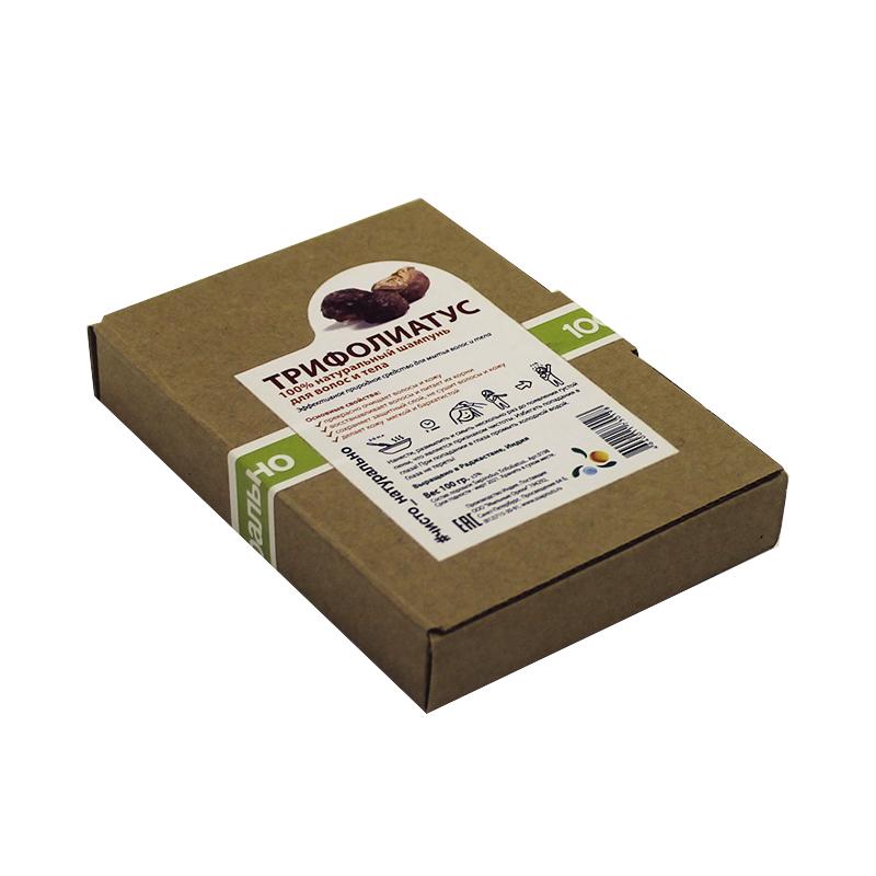 Шампунь для волос Мыльные Орехи натуральный и тела Трифолиатус , 100 гр. цена