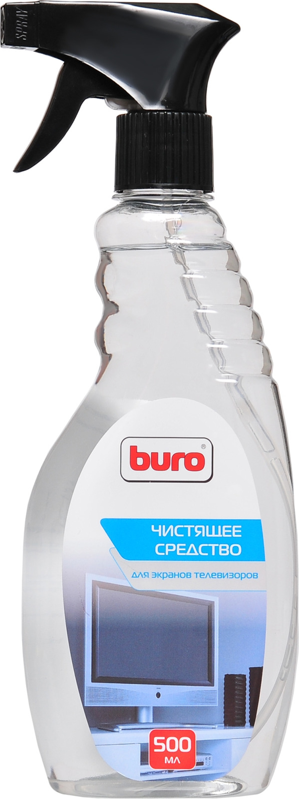 Спрей Buro для экранов телевизоров, 500 мл, BU-TV_LCD500