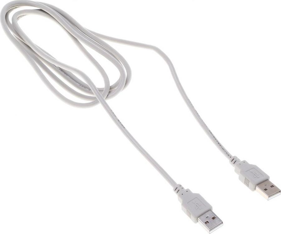 Кабель Buro BHP RET, 1,8 м, серый кабель buro bhp lightning 0 8 lightning m usb a m 0 8м черный