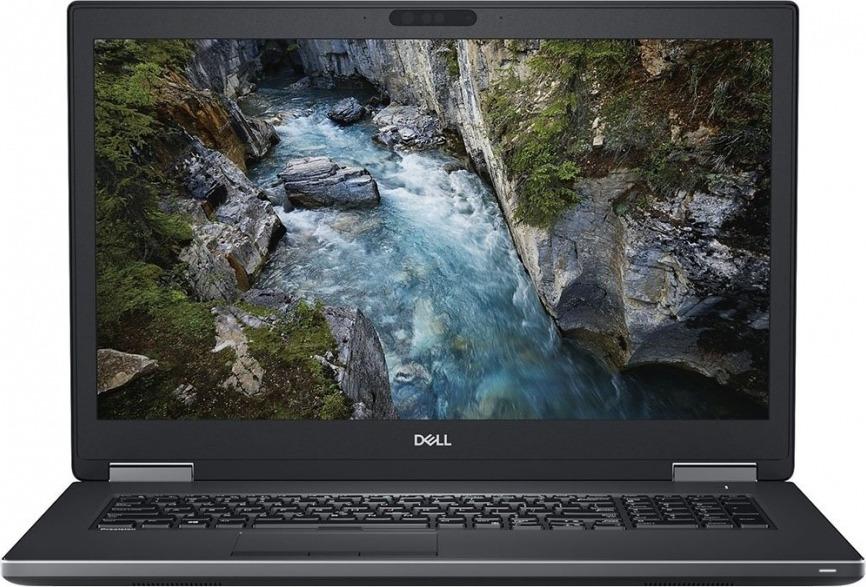 Ноутбук Dell Precision 7730, 7730-7013, 17.3, черный ноутбук 10 дюймов