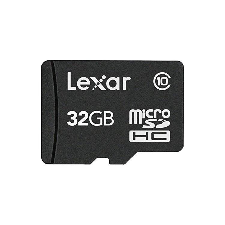 Карта памяти Lexar MicroSD 32GB Class 10 UHS-I без адаптера
