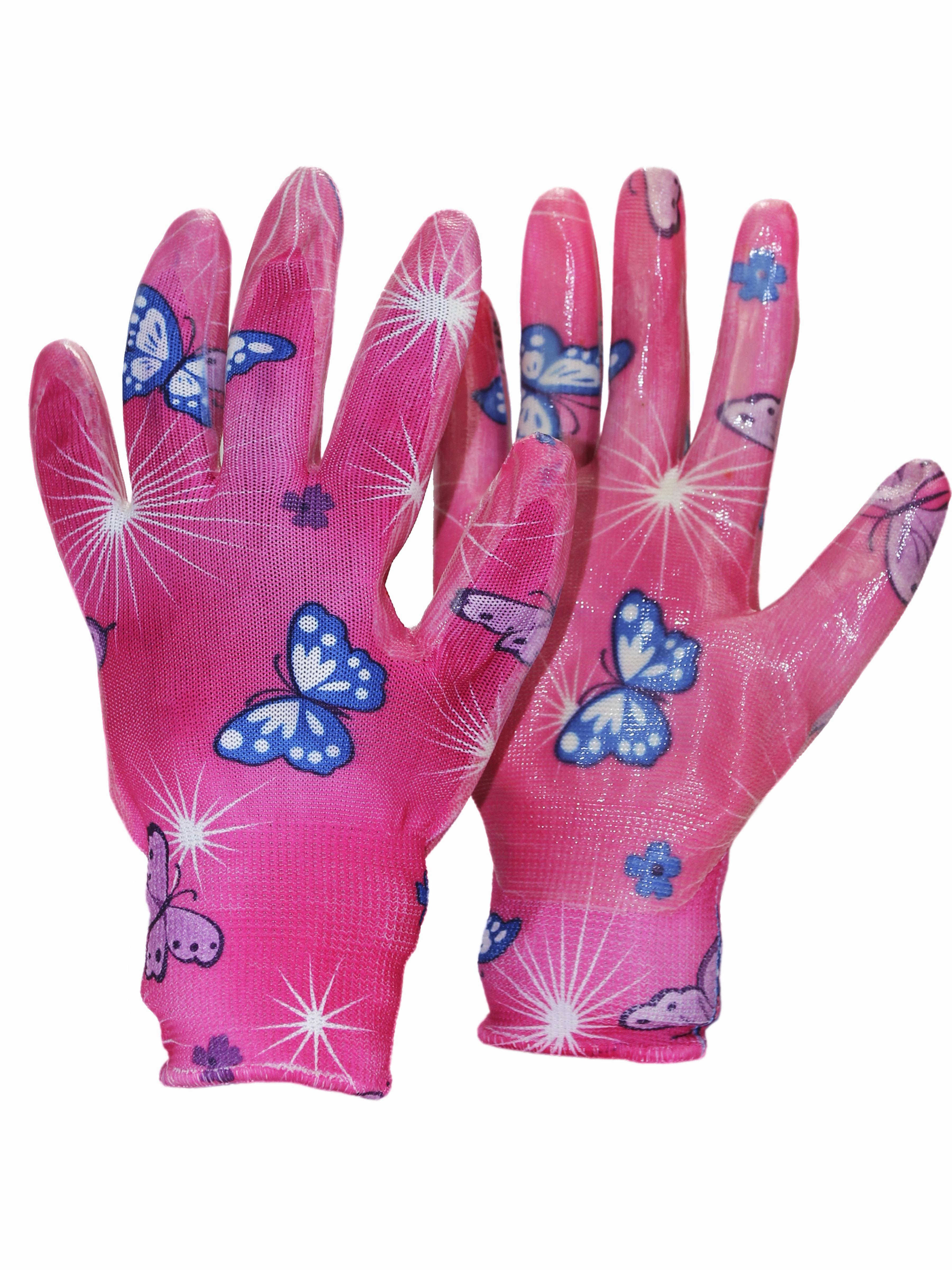 Перчатки хозяйственные Cherir PG-800 S