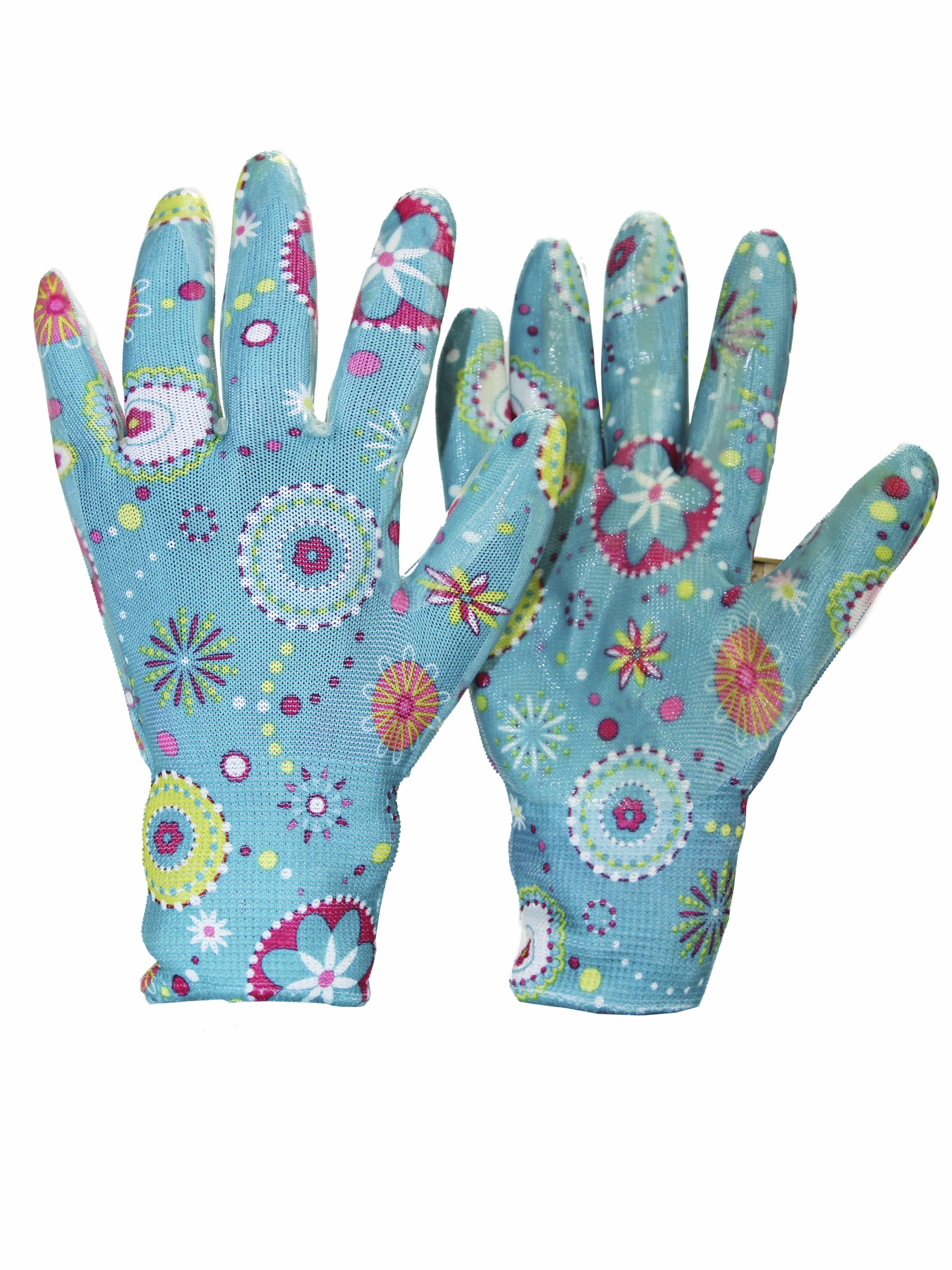 Перчатки хозяйственные Cherir PG-799 M