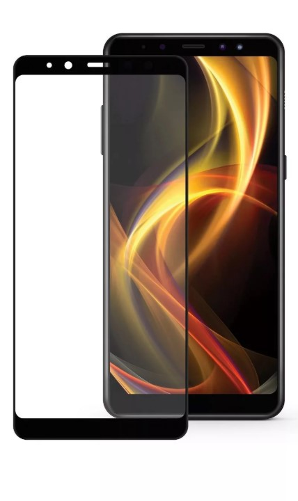 Защитное стекло TFN Samsung Galaxy A6 2018 защитное стекло tfn samsung galaxy a6 plus 2018