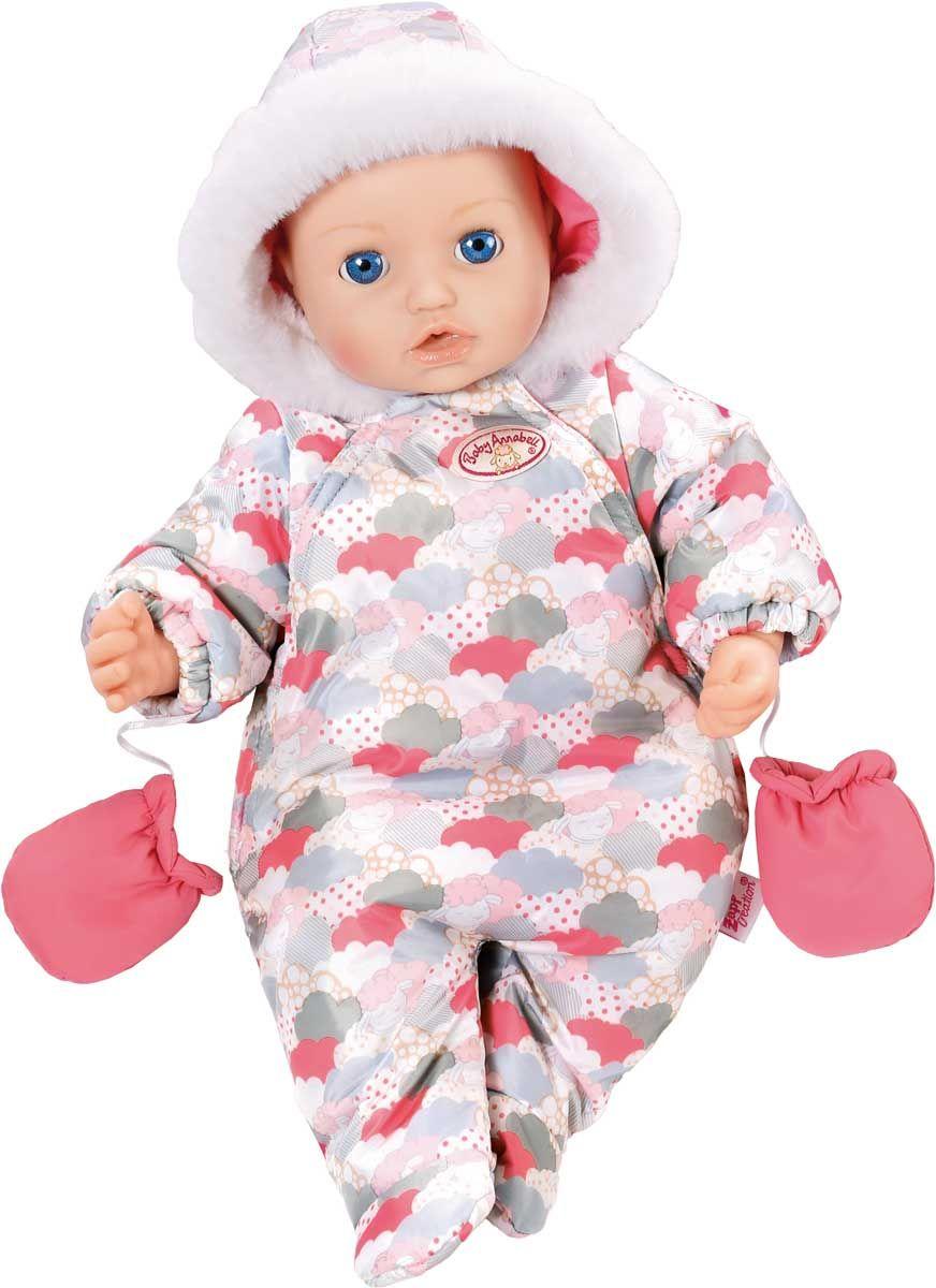 Одежда для куклы беби анабель фото