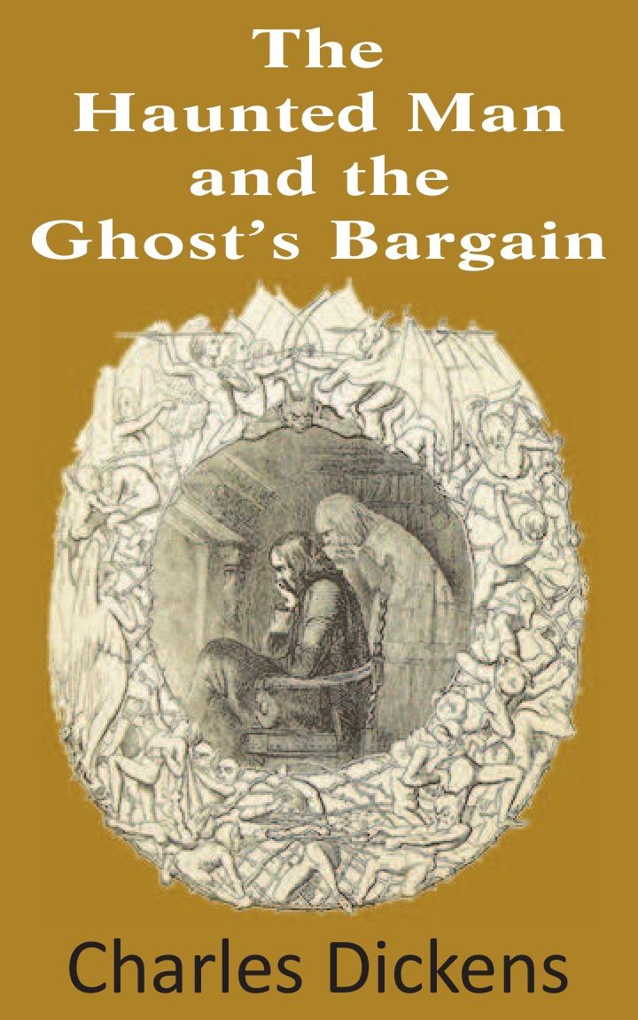 лучшая цена Чарльз Диккенс The Haunted Man and the Ghost.s Bargain