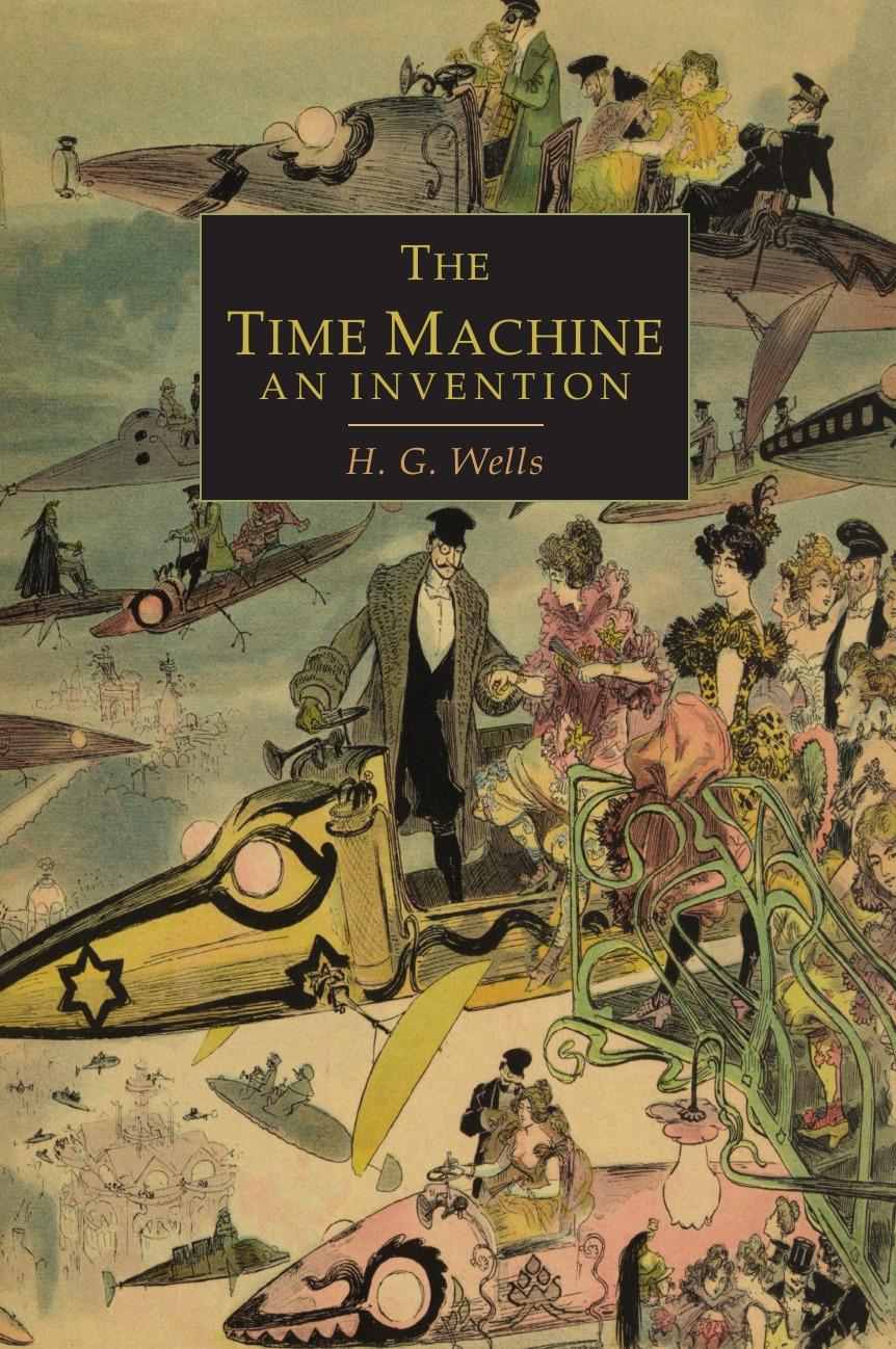 H. G. Wells The Time Machine