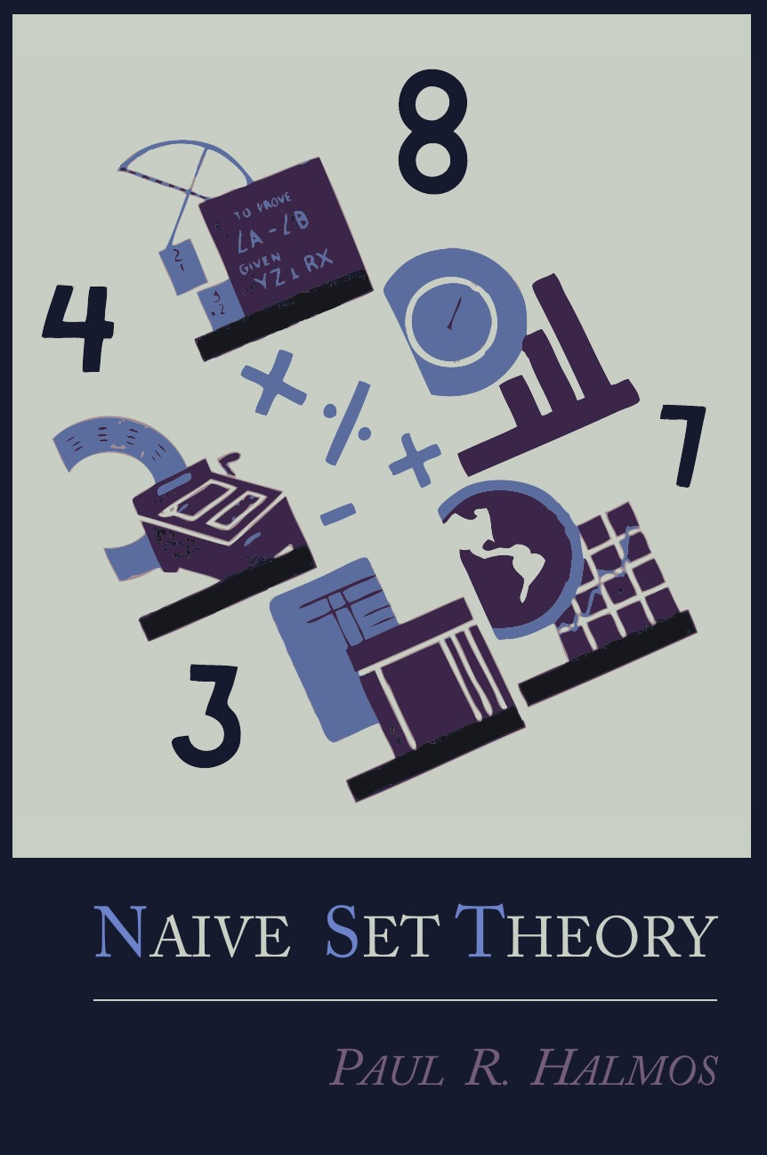 Paul R. Halmos Naive Set Theory цена 2017