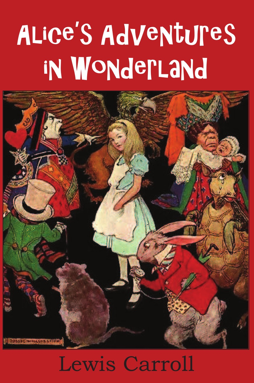 Lewis Carroll Alice.s Adventures in Wonderland carrol l alice s adventures in wonderland