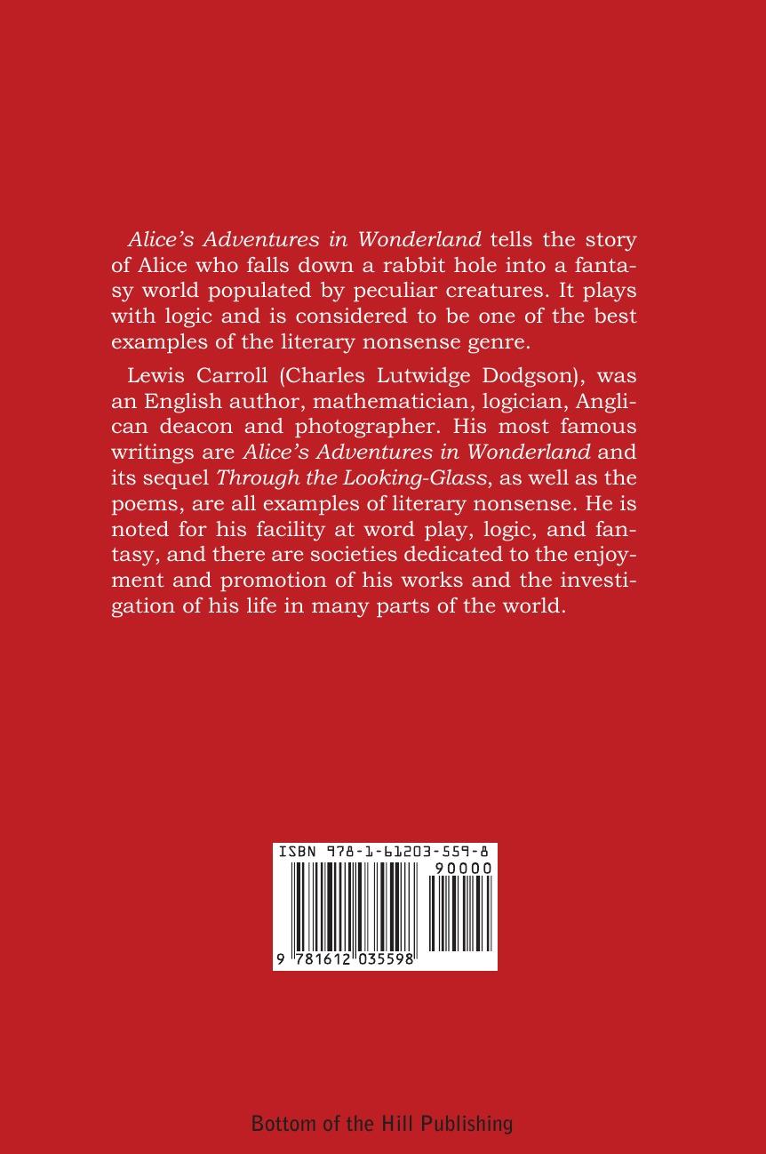 Книга Alice.s Adventures in Wonderland. Lewis Carroll