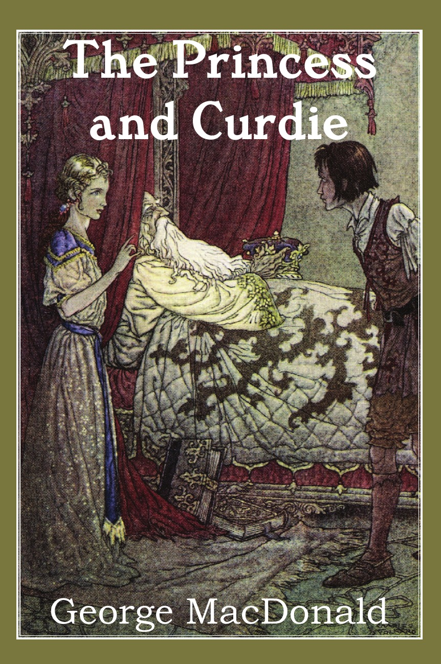 MacDonald George The Princess and Curdie george macdonald a double story