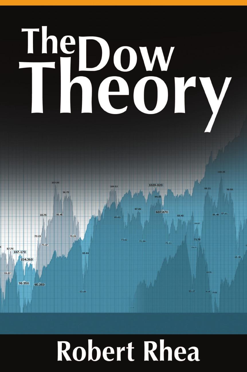 лучшая цена Robert Rhea The Dow Theory