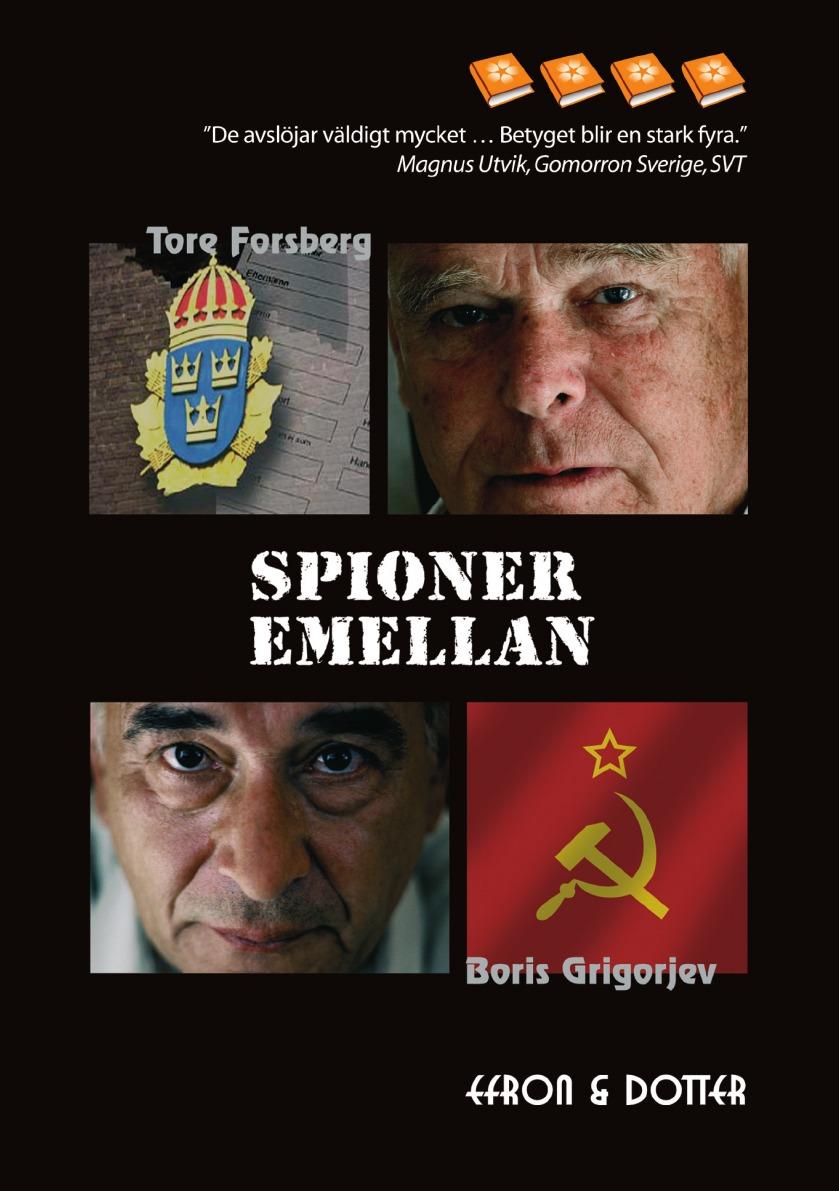 Boris Grigorjev, Tore Forsberg Spioner emellan leopold fredrik aleksander läffler om konsonantljuden i de svenska allmogemalen i