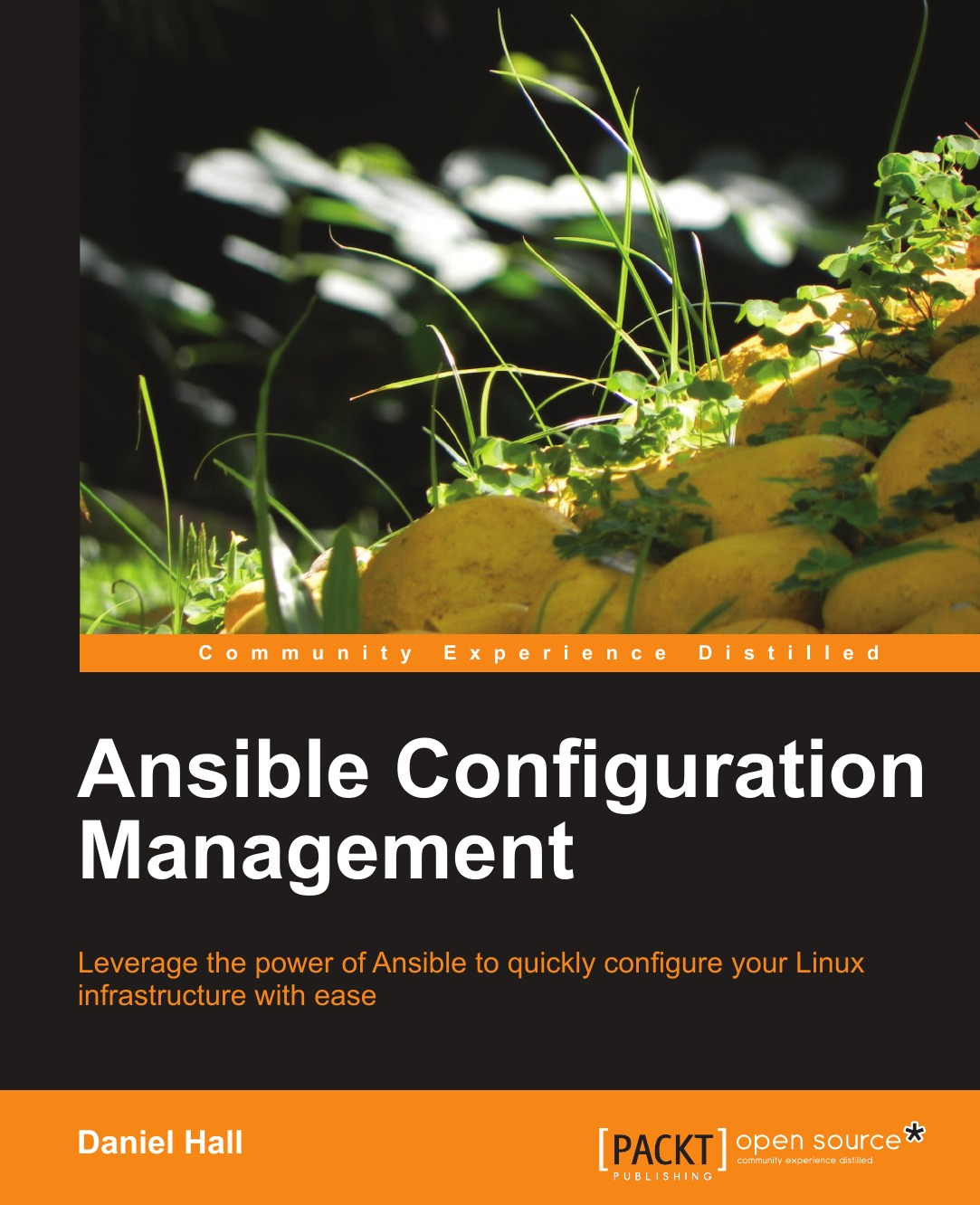 Daniel Hall Ansible Configuration Management daniel w halpin construction management