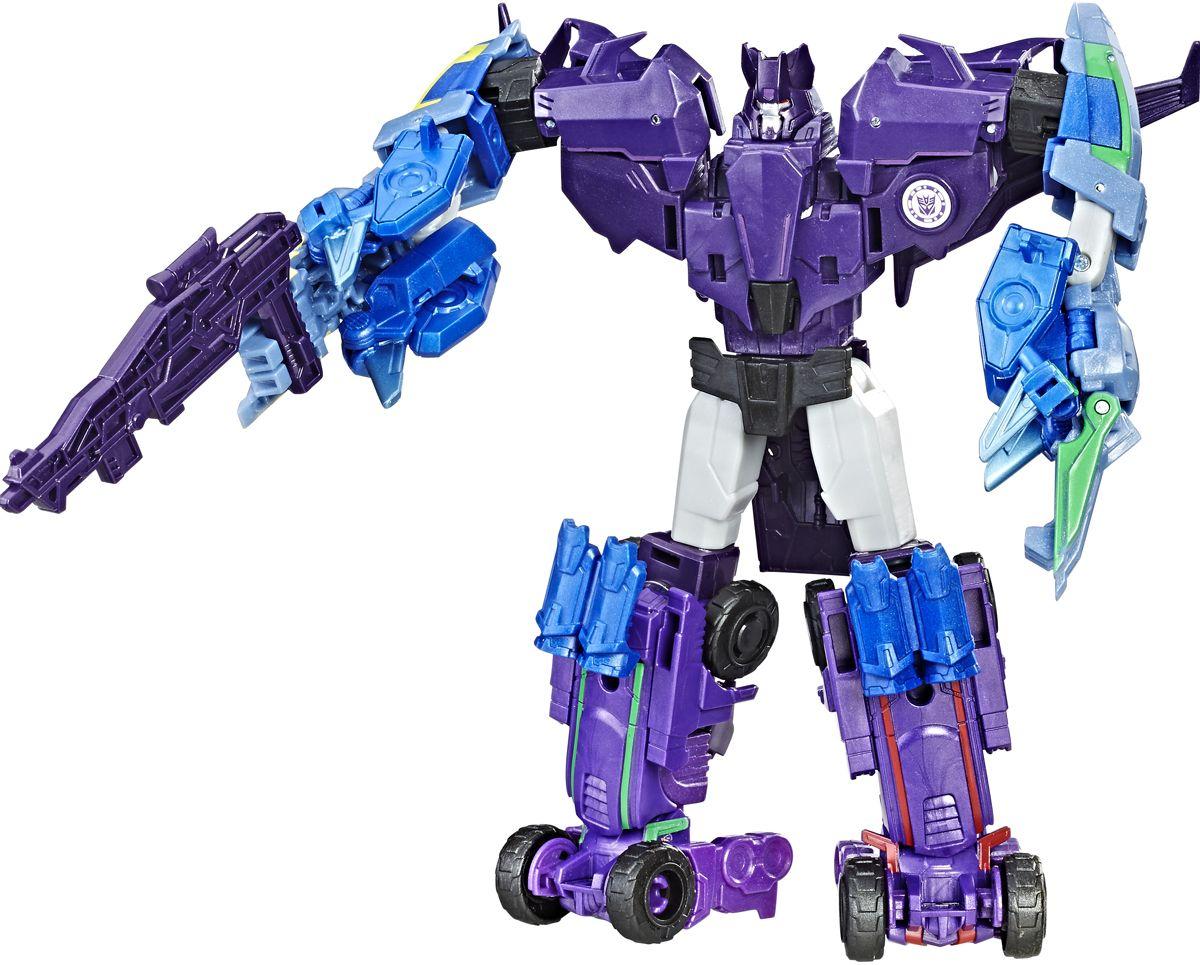 Трансформер Transformers C0624_C2352_ Combiner Force фиолетовый, черный, серыйC0624_C2352_ Combiner Force