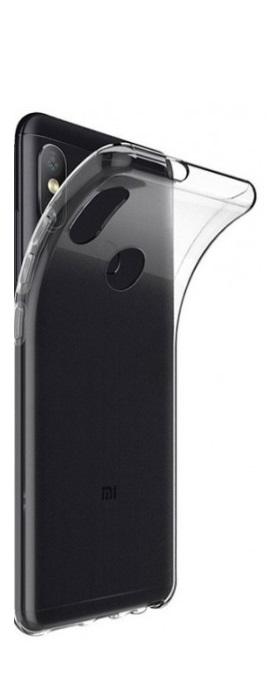 Чехол для сотового телефона Xiaomi Redmi Note 5, прозрачный