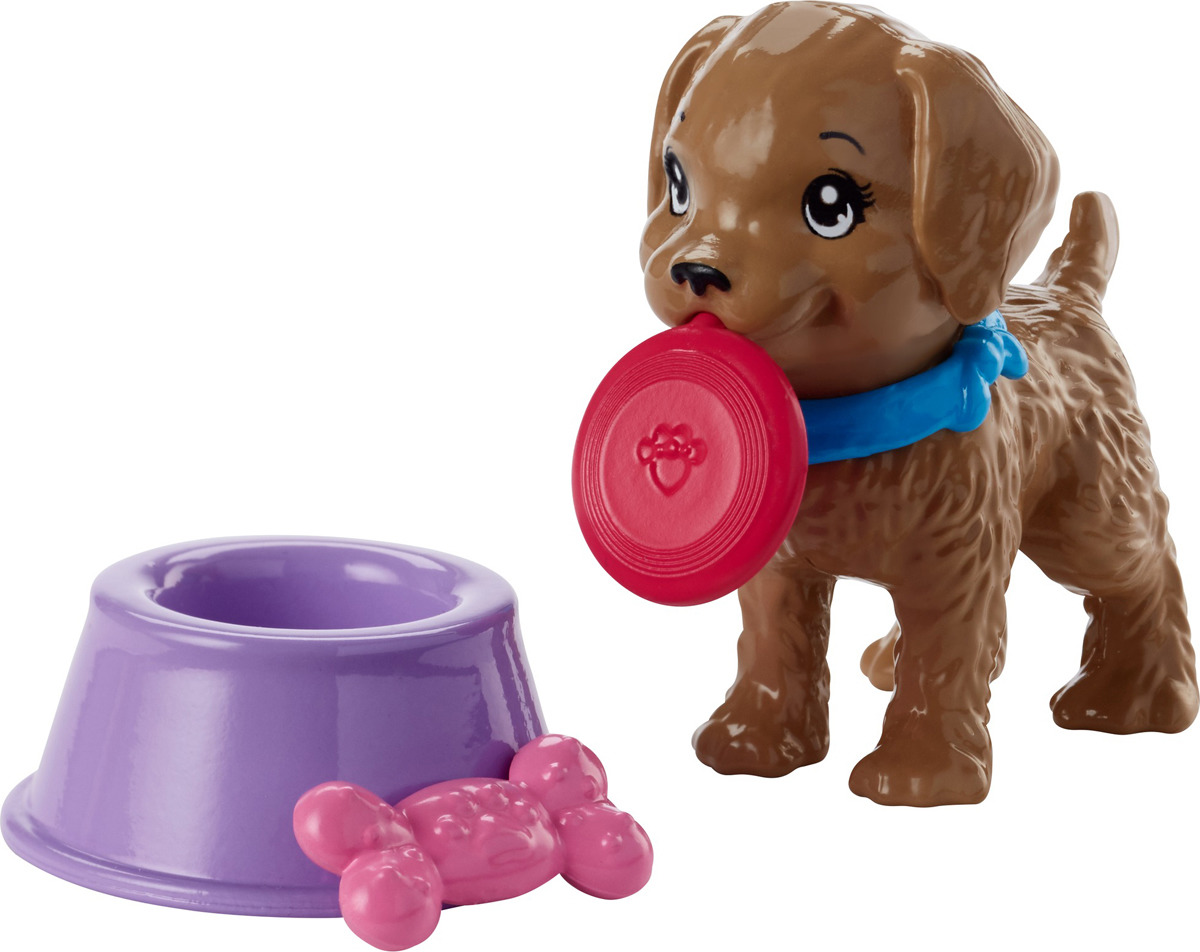 Кукла Barbie Мини-для декора дома, FJD56_FHY70 кукла barbie 01 goldilocks and three bears kelly