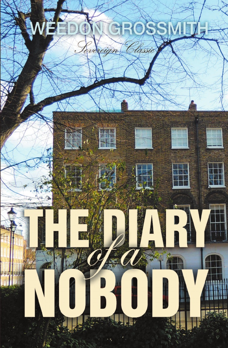 Weedon Grossmith The Diary of a Nobody set wonders in the new year s plaid