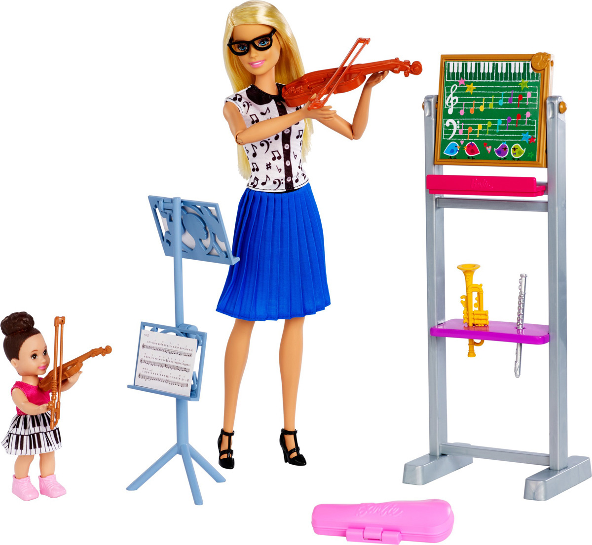 Barbie Игровой набор Учитель музыки
