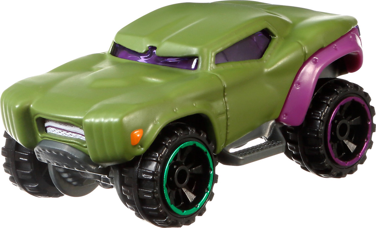 Машинка Hot Wheels Avengers Hulk, BDM71_GFN10BDM71_GFN10