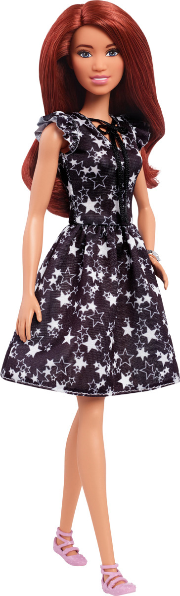 Barbie Кукла Fashionistas № 74
