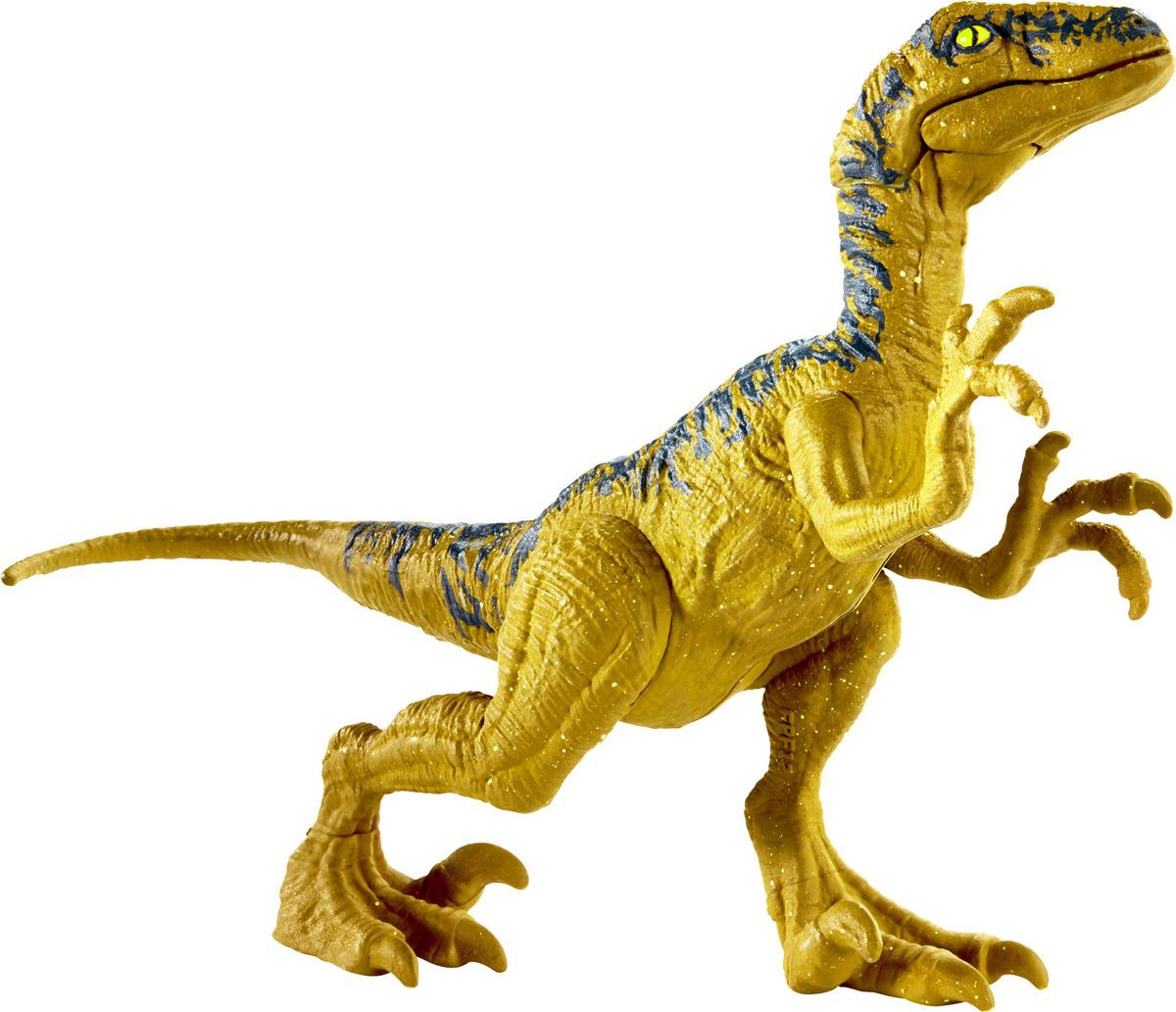 "Фигурка функциональная Jurassic World Атакующая стая,""Велоцираптор дельта"""